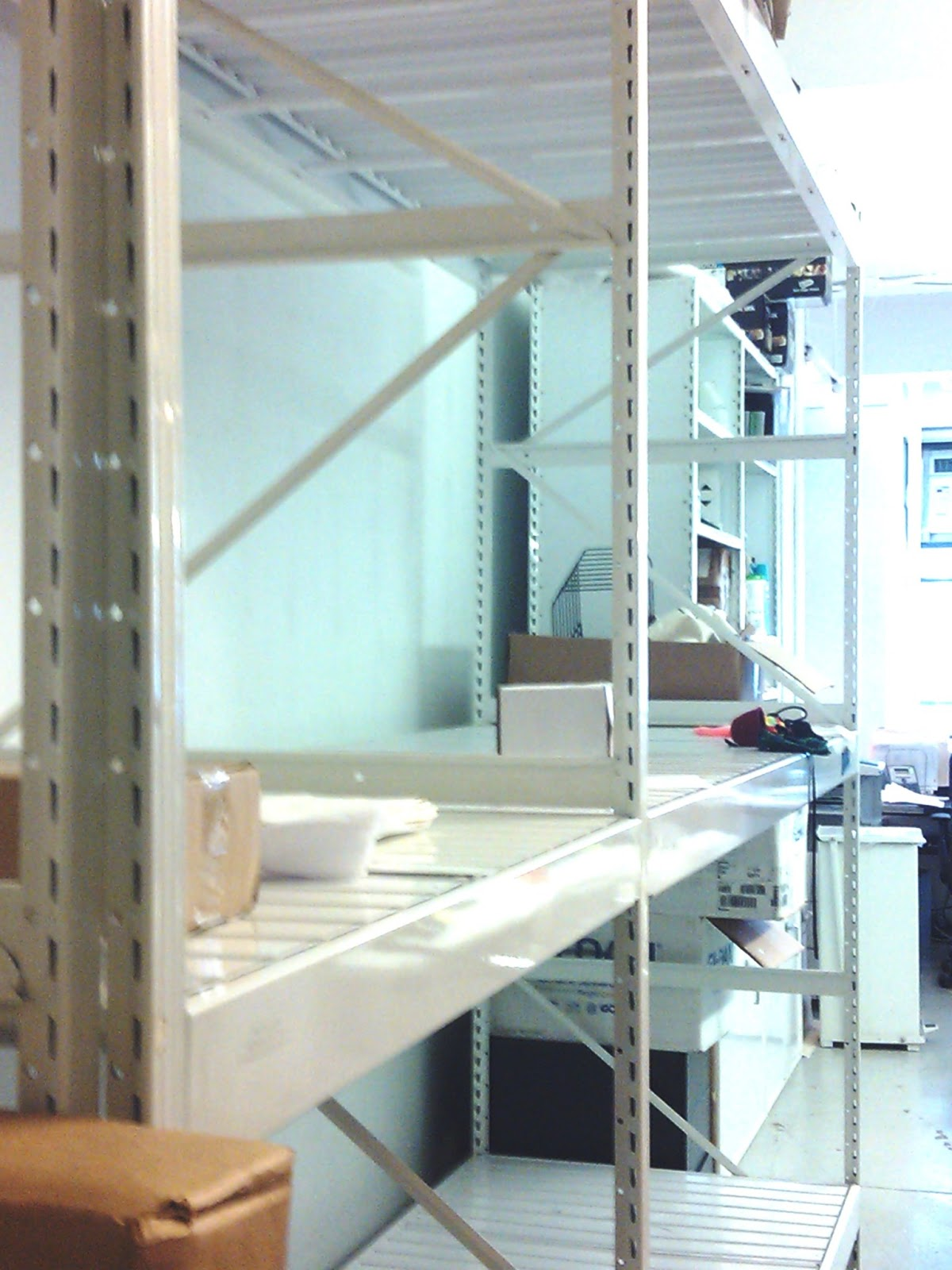 Gale's Industrial Supply - Storage Solutions: NJ Steel Shelving ...