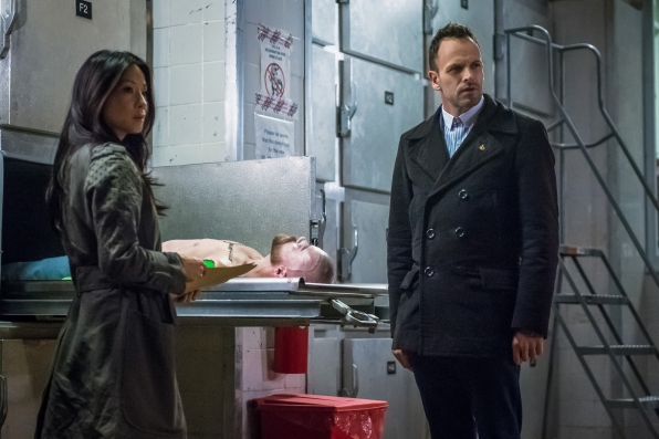 Elementary - Episode 2.23 - Art in the Blood - Promotional Photos