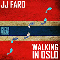 JJ Faro Walking In Oslo