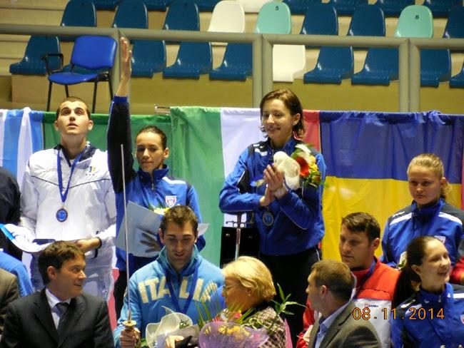 Trofeul Bachelli IV: Ana Maria Branza