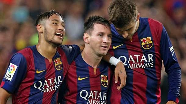 Las posibles alineaciones del FC Barcelona-Sevilla (Liga BBVA J12)