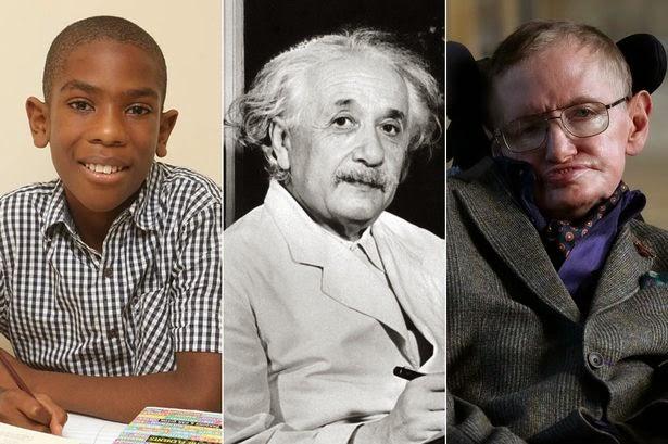 IQ lebih tinggi dari Albert Einstein