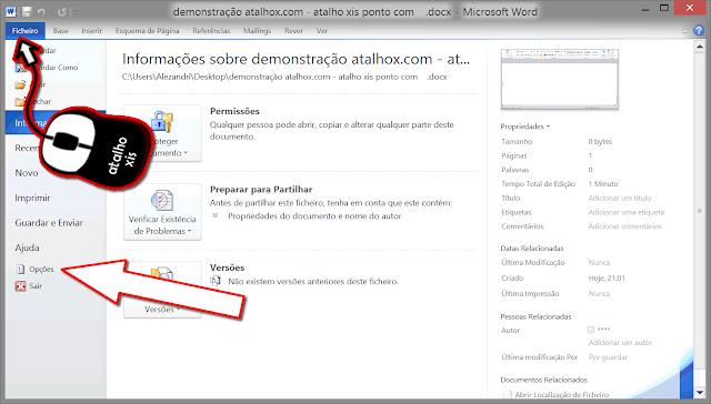 erifique se tem o Microsoft Word 2010 a escrever de acordo com o Novo Acordo Ortográfico