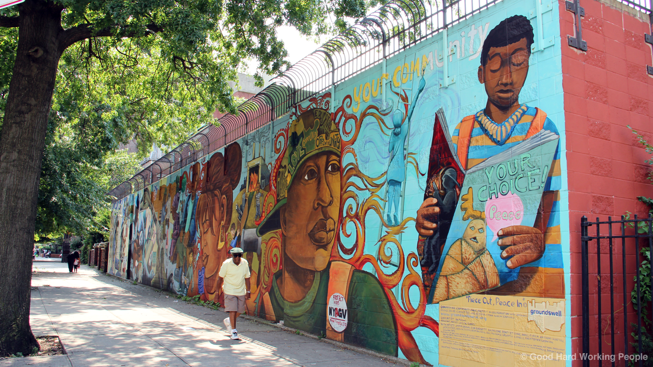 Photos From Crown Heights Brooklyn