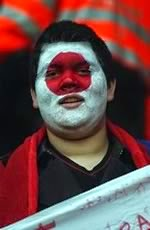Japan soccer.