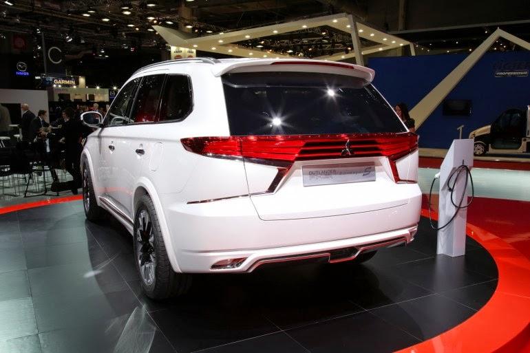 Mitsubishi Outlander 2015-2016