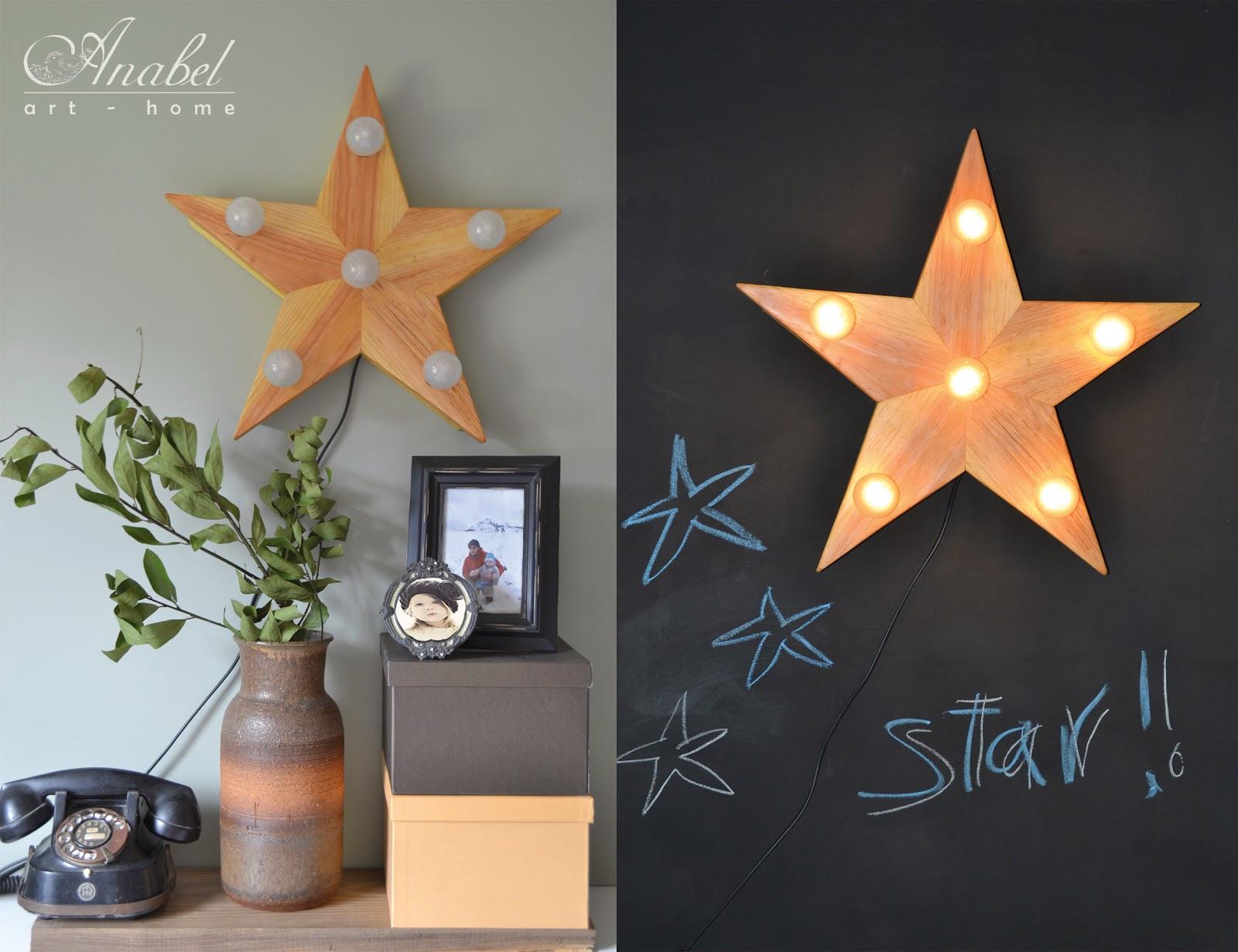 aplique estrella