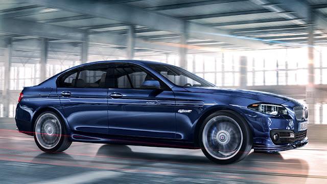 2015 Alpina B5 Edition 50