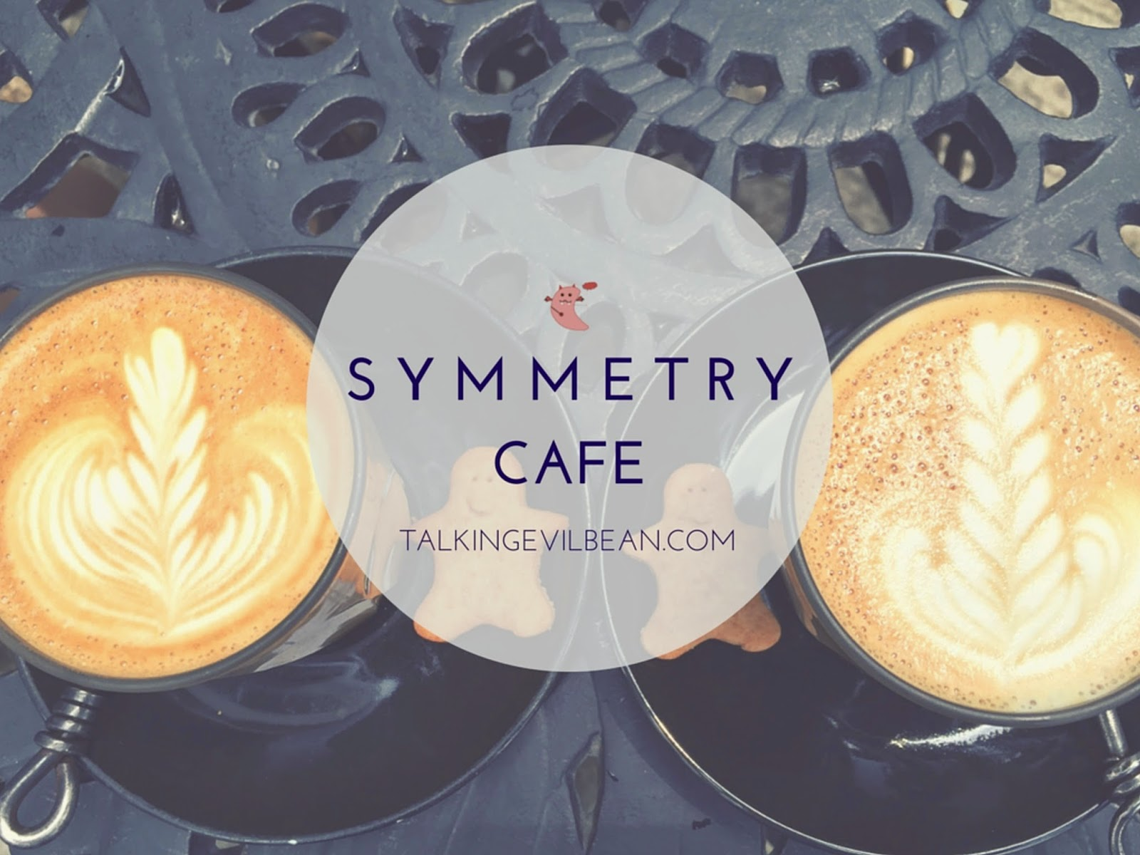 Symmetry Cafe Cover