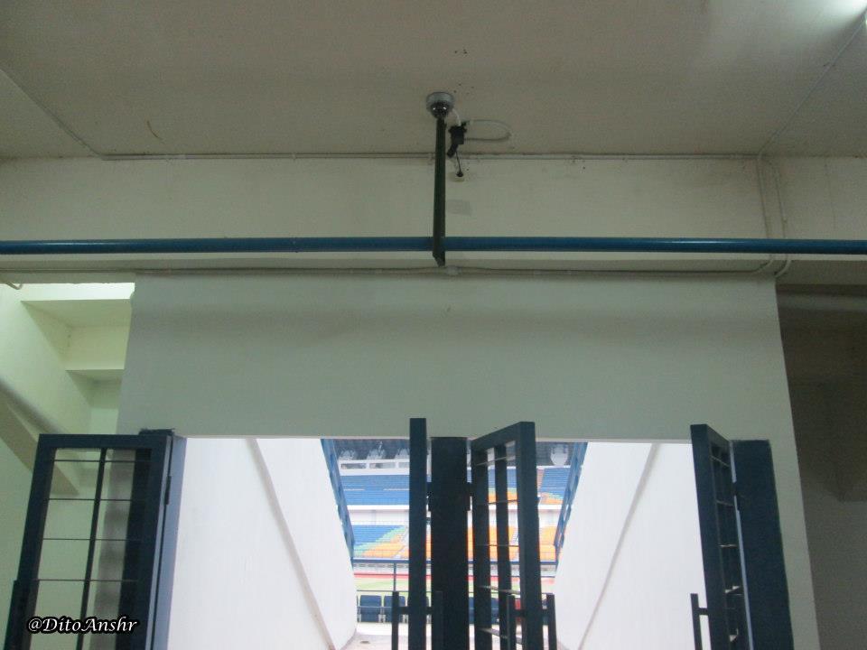 Update Stadion Gelora Bandung Lautan Api Mei 2013 Part 2