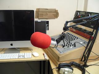 Spinning Indie: Radio Station Field Trip 29 - Trinity FM at Trinity