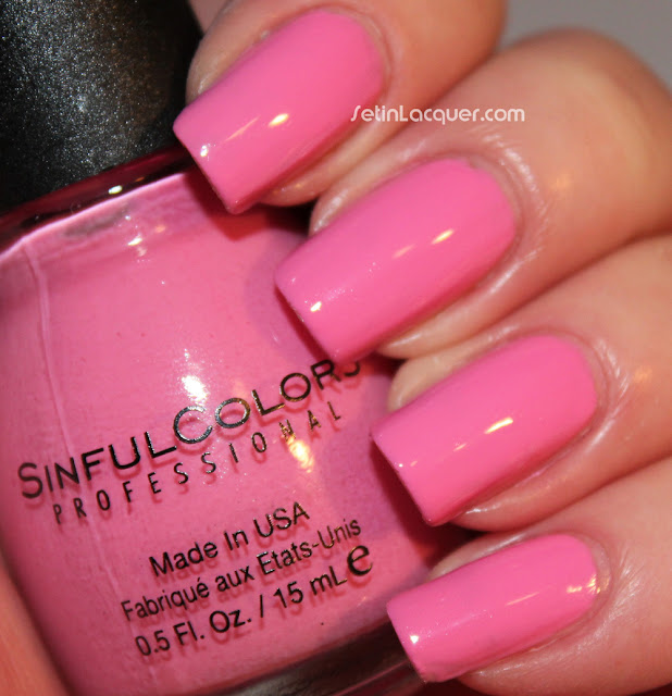 Sinful Colors Cotton Candy