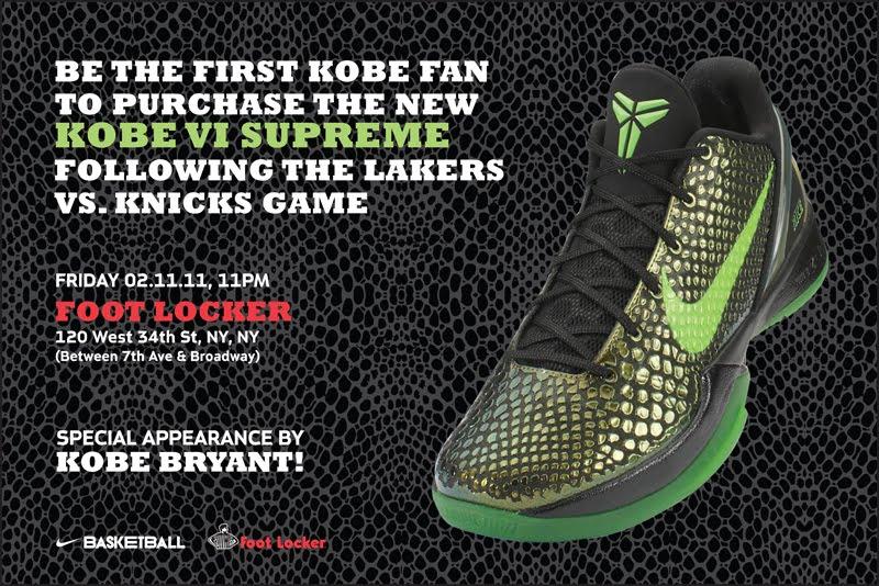 Kobe Bryant Zoom Vi. Kobe Bryant x Nike Zoom VI