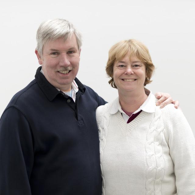Rob and Carol Sparkes
