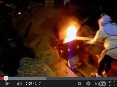 Vídeo Queima Anagama