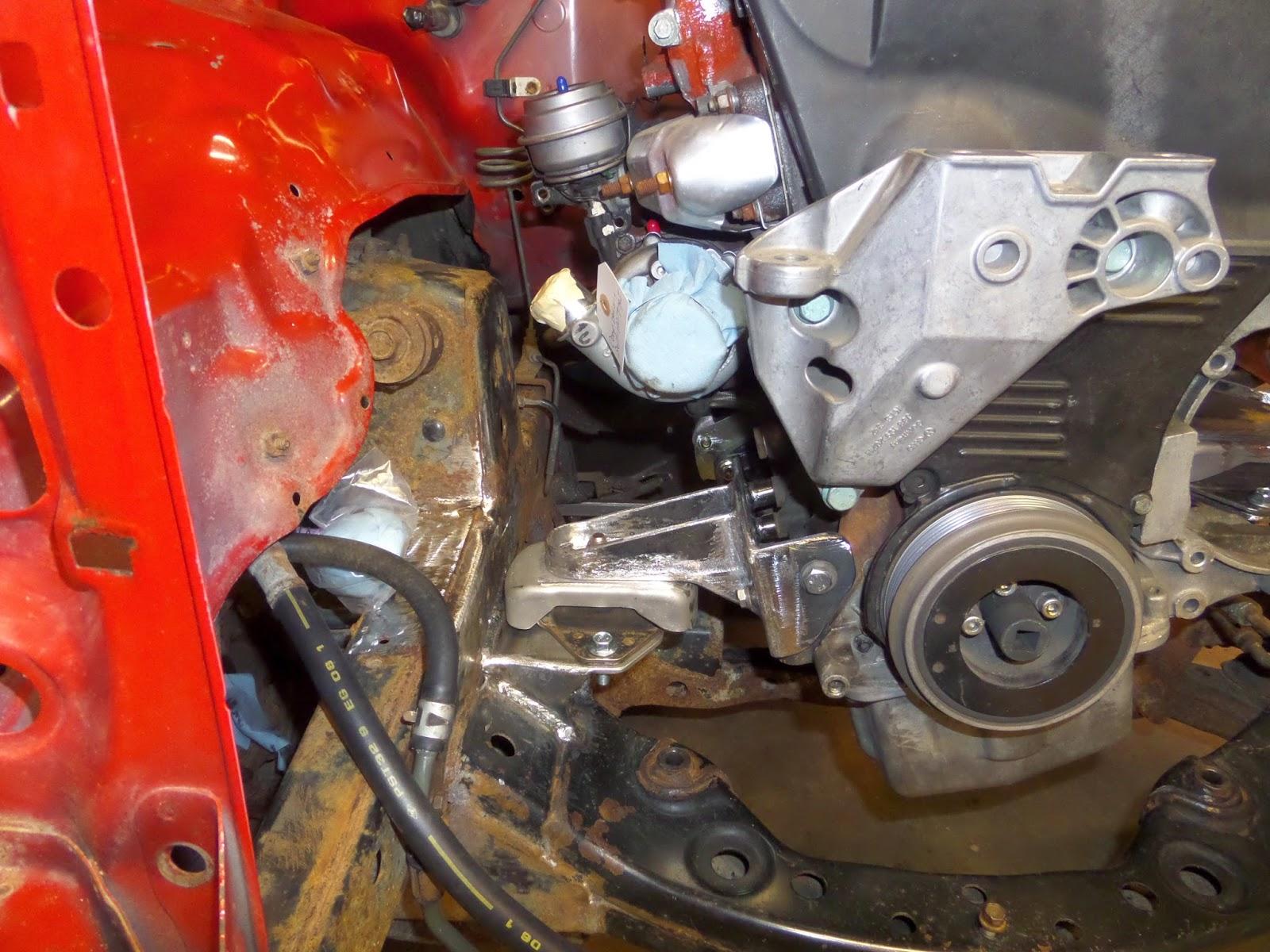 Toyota Tacoma Diesel >> Tacoma TDI swap
