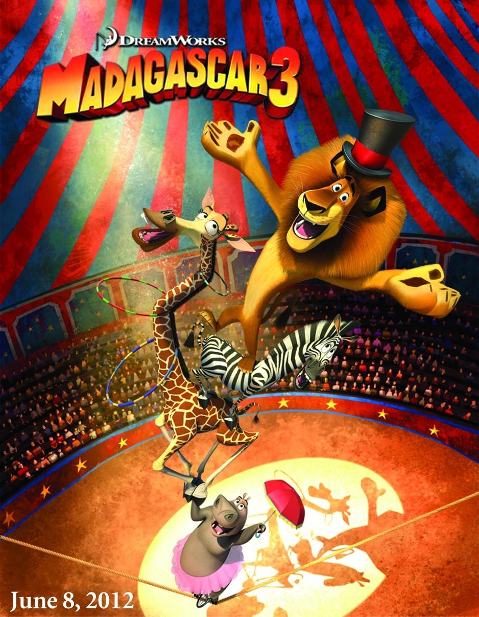 madagaskar 3 full movie