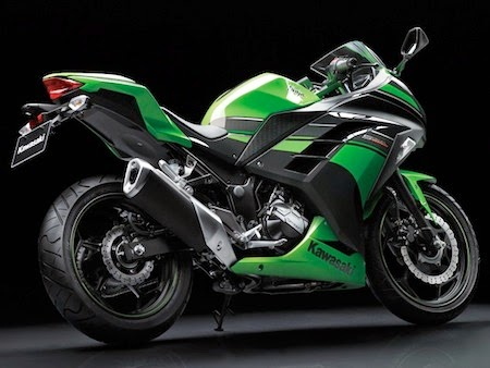 Kawasaki New Ninja 250R Fuel Injection 2014