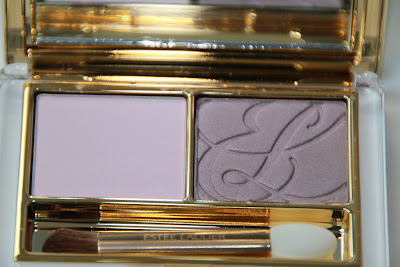 estee lauder pure color ombres à paupières duo shells test avis swatch essai blog id=