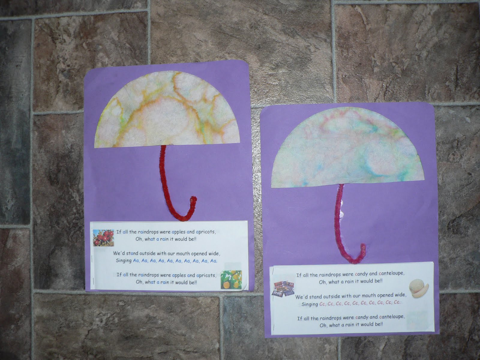 april showers craftsfor preschoolers play n learn april showers