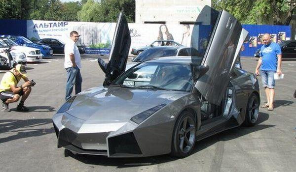Gambar Mobil Modifikasi Keren Lamborghini Reventon