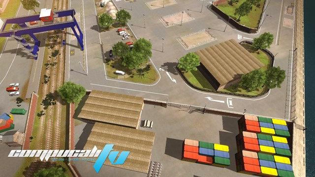 Logistics Company PC Full Español