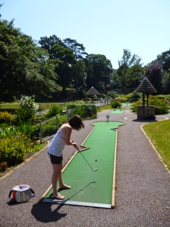 Boscombe Chine Mini Golf
