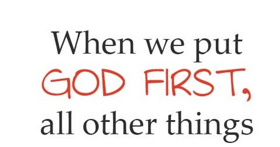 "four ways to put god first Kjv sermon outlines four ways to know we are trusting the first thing is to be sure ""what you got is what god four ways to know we are trusting god 1."