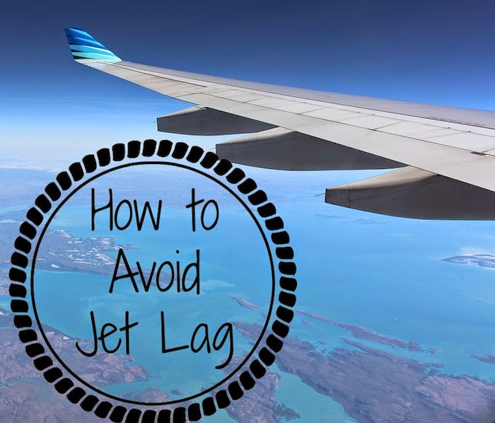 tips for jet lag
