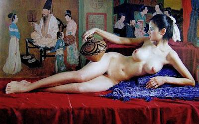 Retratos de Desnudos Realistas Mujeres