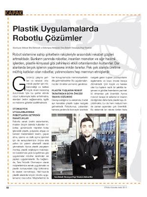 Tara Robotik Proje Yöneticimiz Sayın Mehmet Ekin