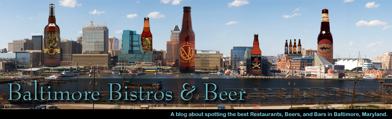 Baltimore Bistros and Beer