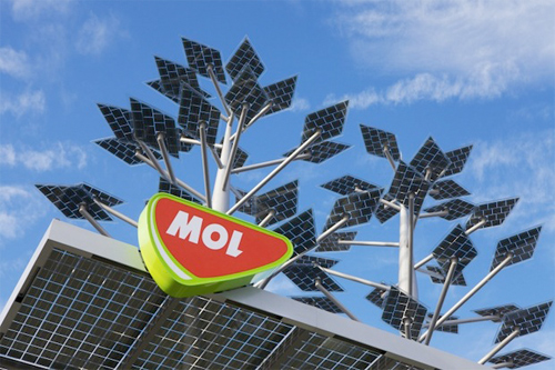 Mol branches out with green initiative
