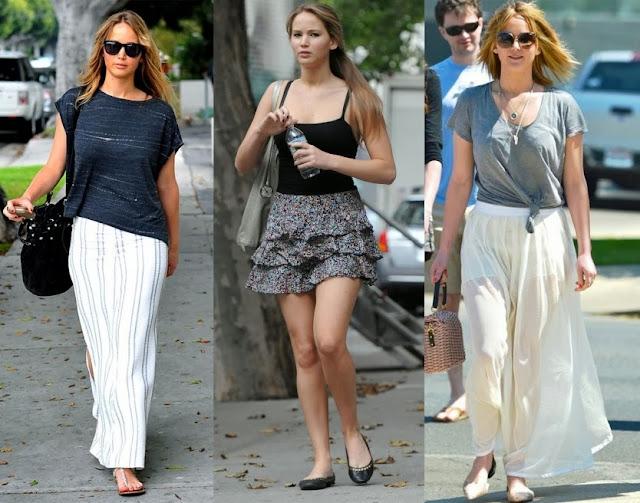 Estilo, Jennifer Lawrence