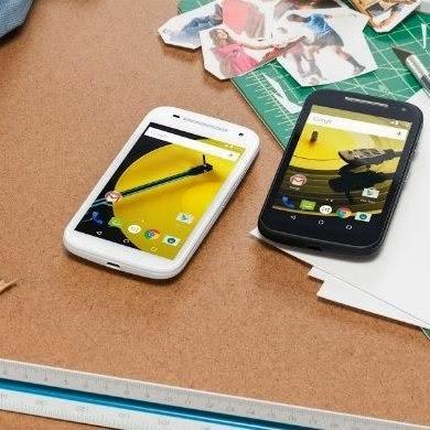 segunda geração do Moto E da Motorola