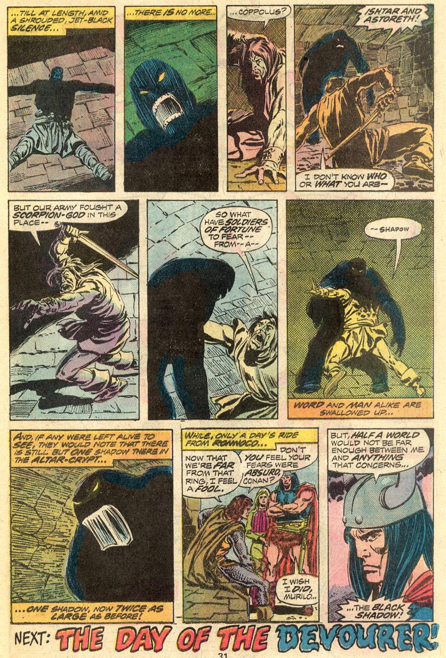 Conan the Barbarian (1970) Issue #52 #64 - English 19