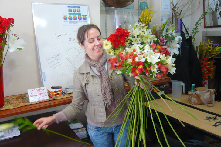 Curso de Arte Floral e Ikebana , Sede - SP.