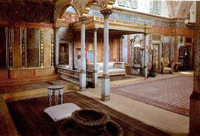 Palatul Topkapî o pagina a istoriei musulmane Topkapi-palace-istanbul