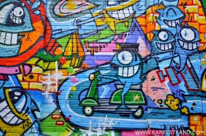 Street Art in Oslo