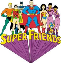 los super amigos