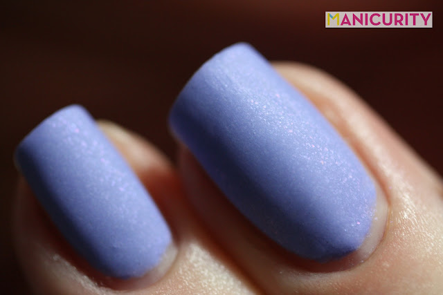 Manicurity | Rainbow Honey The Summer of 199X! - Tessie matte
