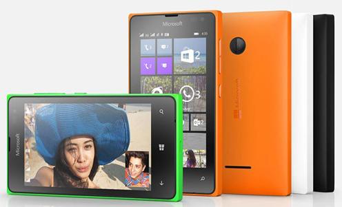 Spesifikasi dan Harga Microsoft Lumia 435