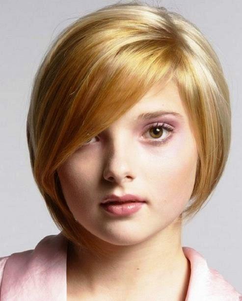 model potongan rambut untuk wajah oval yang istimewa model rambut bob