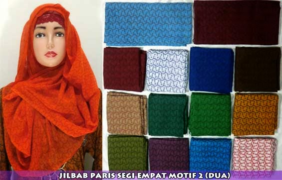 Grosir-jilbab-paris-murah-segi-empat-motif