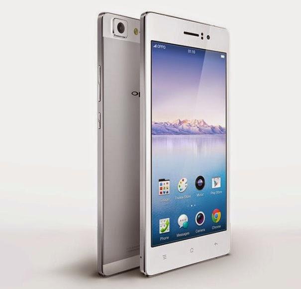 ponsel tertipis di dunia Oppo R5