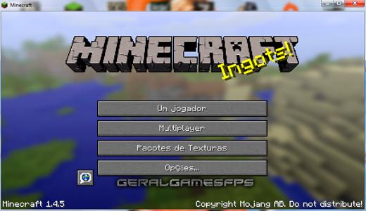 Minecraft 1.4.5 Full 1.4.5