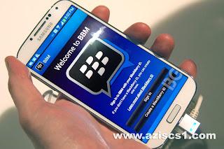 download aplikasi BBM di android dan iOS