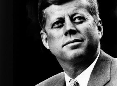Presiden-Amerika-Serikat-John-F-Kennedy