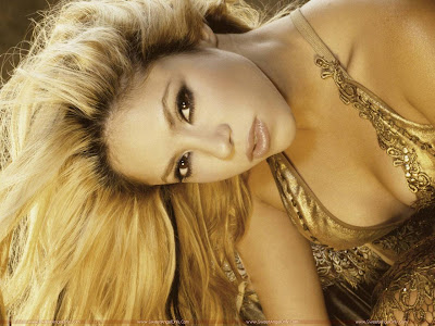 Shakira Latest Wallpaper-2010