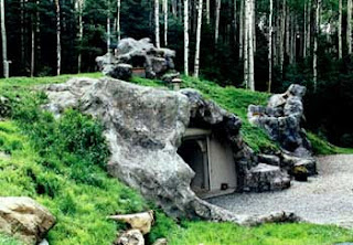 Totalsurvivordad underground living a home a bunker for Earth sheltered structures